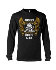 ANGELS WEAR BUNKER GEAR Long Sleeve Tee thumbnail