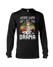 AIN'T GOT TIME FOR YOUR DRAMA Long Sleeve Tee thumbnail