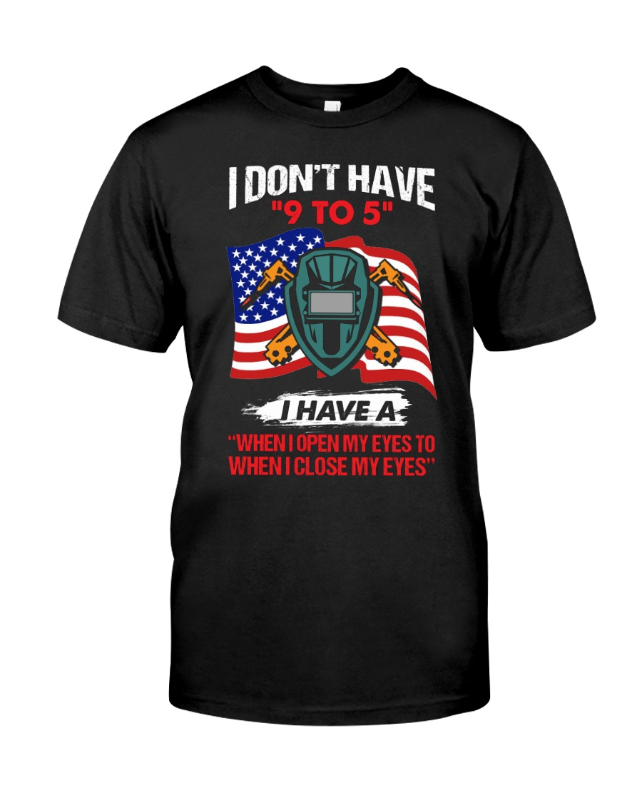 9 TO 5 Classic T-Shirt