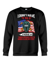 9 TO 5 Crewneck Sweatshirt thumbnail