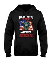 9 TO 5 Hooded Sweatshirt thumbnail