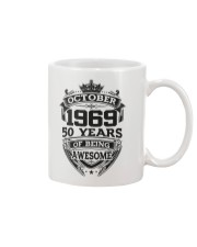 HAPPY BIRTHDAY OCTOBER 1969 Mug thumbnail