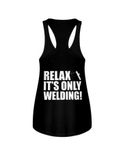 HOW TO WELDER RELAX Ladies Flowy Tank thumbnail