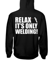 HOW TO WELDER RELAX Hooded Sweatshirt thumbnail