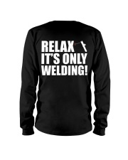 HOW TO WELDER RELAX Long Sleeve Tee thumbnail
