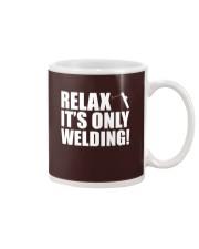 HOW TO WELDER RELAX Mug thumbnail