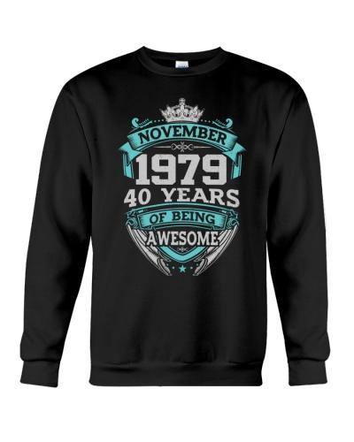 Birthday Gift November 1979