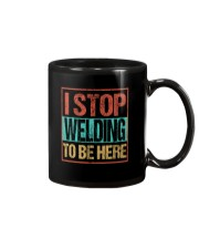 STOP WELDING TO BE HERE Mug thumbnail