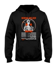 HOUR RATE Hooded Sweatshirt thumbnail