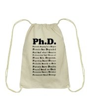 READ MORE Drawstring Bag thumbnail