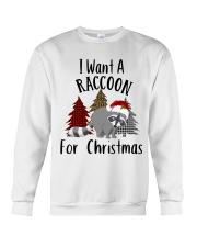 THE GIFT FOR CHRISTMAS Crewneck Sweatshirt front
