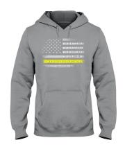 WE ARE DISPATCHERS Hooded Sweatshirt thumbnail