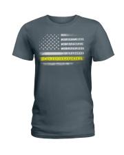WE ARE DISPATCHERS Ladies T-Shirt thumbnail