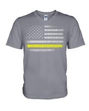 WE ARE DISPATCHERS V-Neck T-Shirt thumbnail
