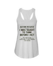 ACCOUNTANTS EDITION Ladies Flowy Tank thumbnail