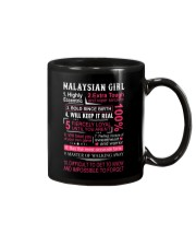 MALAYSIAN GIRL Mug thumbnail
