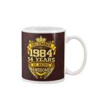 DECEMBER 1984 Mug thumbnail