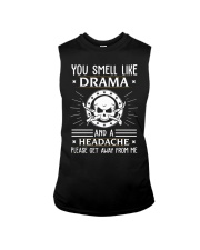 DRAMA GET AWAY FROM WELDER  Sleeveless Tee thumbnail