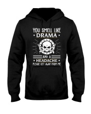 DRAMA GET AWAY FROM WELDER  Hooded Sweatshirt thumbnail
