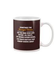 STRONGEST WOMAN Mug thumbnail