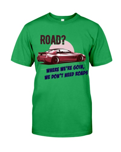 DON'T NEED  ROADS WITH 300ZX