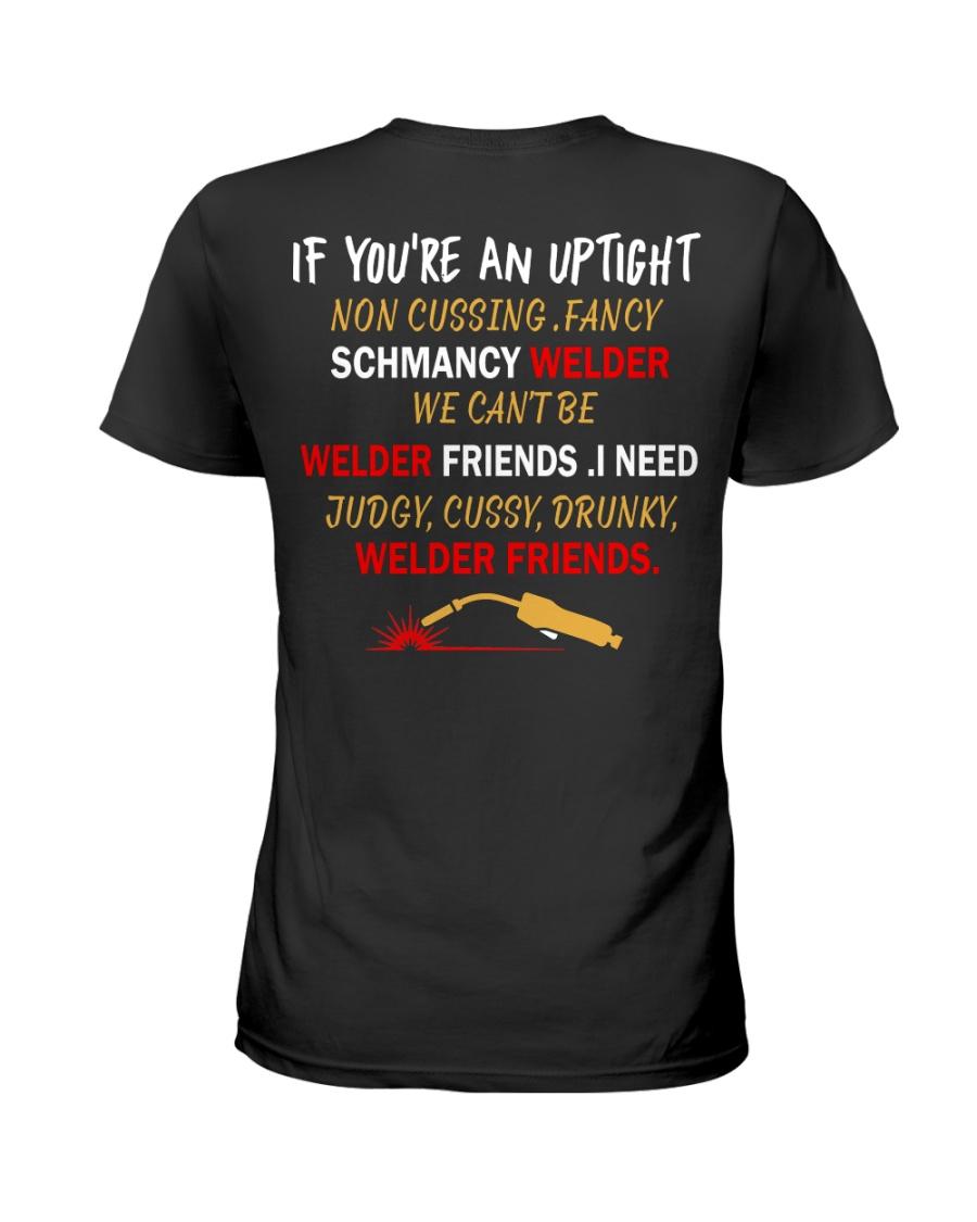 WELDER DESIGN Ladies T-Shirt