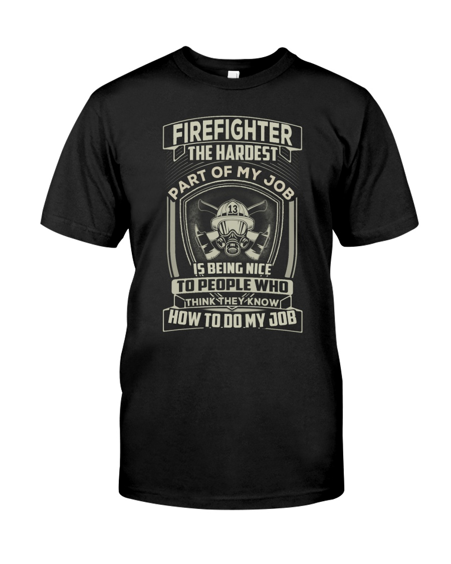 HOW TO DO THE JOB Classic T-Shirt