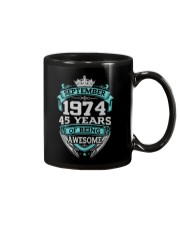 Birthday Gift September 1974 Mug thumbnail