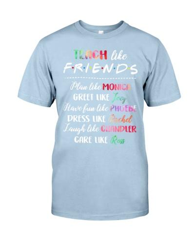 TEACH LIKE FRIENDS