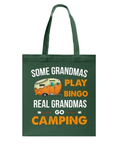 REAL GRANDMAS GO CAMPING