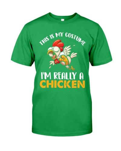 I'M REALLY A CHICKEN