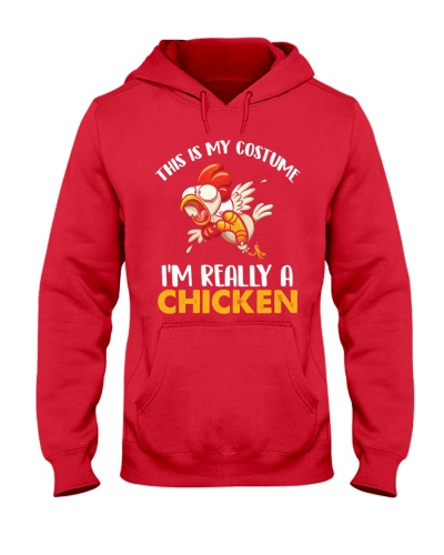 I'M REALLY A CHICKEN