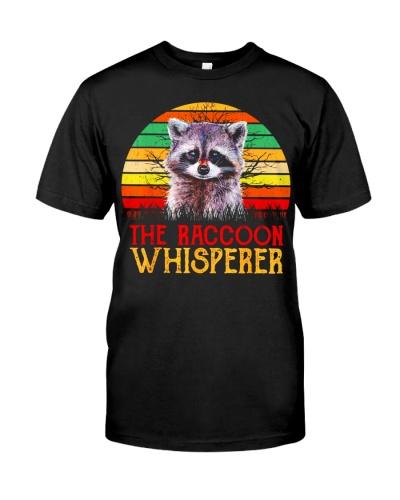 THE RACCOON WHISPERER