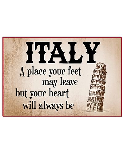ALWAYS REMEMBER ITALY