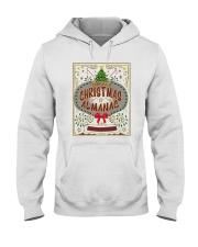 CHRISTMAS ALMANAC Hooded Sweatshirt tile