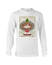 CHRISTMAS ALMANAC Long Sleeve Tee tile