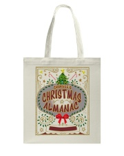 CHRISTMAS ALMANAC Tote Bag tile