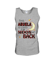 LOVED TO THE MOON AND BACK ABUELA EDITION Unisex Tank thumbnail