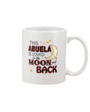 LOVED TO THE MOON AND BACK ABUELA EDITION Mug thumbnail