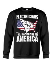 BACKBONE OF AMERICA Crewneck Sweatshirt thumbnail