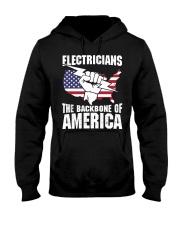 BACKBONE OF AMERICA Hooded Sweatshirt thumbnail