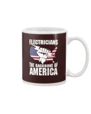 BACKBONE OF AMERICA Mug thumbnail