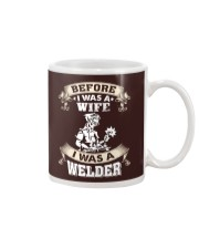 BEFORE I WAS A WIFE I WAS A WELDER Mug thumbnail