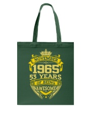 BIRTHDAY GIFT NVB6553 Tote Bag thumbnail