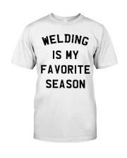 MY FAVORITE SEASON Classic T-Shirt thumbnail