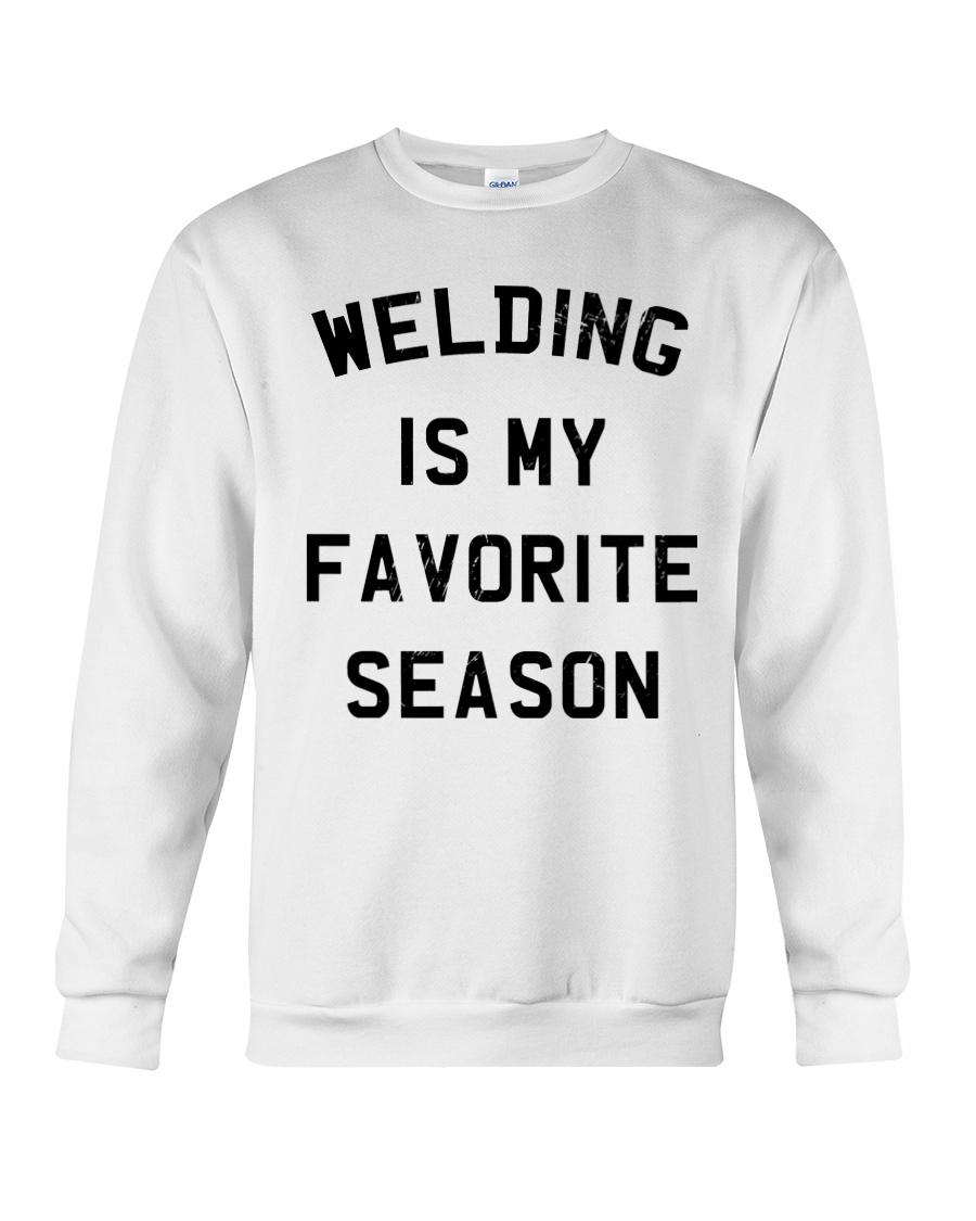 MY FAVORITE SEASON Crewneck Sweatshirt