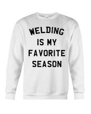 MY FAVORITE SEASON Crewneck Sweatshirt front