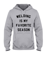 MY FAVORITE SEASON Hooded Sweatshirt thumbnail