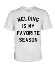 MY FAVORITE SEASON V-Neck T-Shirt thumbnail
