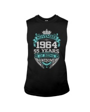 Birthday Gift November 1964 Sleeveless Tee thumbnail